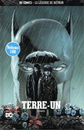 DC Comics - La légende de Batman -100100- Terre-Un - 1ère partie