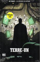 DC Comics - La légende de Batman -101101- Terre-Un - 2ème partie