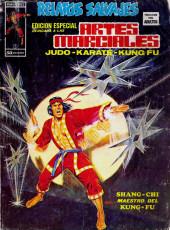 Relatos salvages - Artes marciales Vol. 1 -1- Número 1