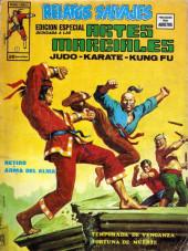 Relatos salvages - Artes marciales Vol. 1 -3- Retiro