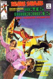 Relatos salvages - Artes marciales Vol. 1 -4- ¡ Rio de muerte !