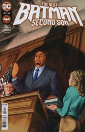 The next Batman: Second Son (DC Comics - 2021) -3- Second Son Part3