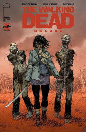 The walking Dead (2020) - Deluxe -19- Issue #19