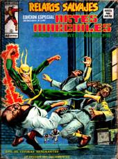 Relatos salvages - Artes marciales Vol. 1 -6- Red de vivoras sangrantes - La lección del saltamontes