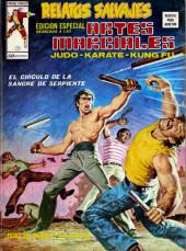 Relatos salvages - Artes marciales Vol. 1 -7- El círculo de la sangre de serpiente
