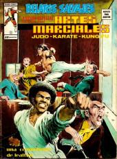Relatos salvages - Artes marciales Vol. 1 -8- Una competición de lealtad