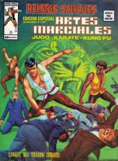 Relatos salvages - Artes marciales Vol. 1 -9- Sangre del Dragón Dorado