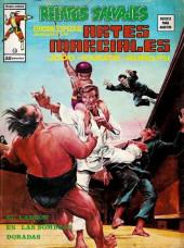Relatos salvages - Artes marciales Vol. 1 -10- El Ladrón en las Sombras Doradas