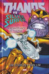 Thanos vs Silver Surfer -1- La renaissance de Thanos