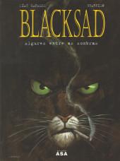 Blacksad (en portugais) -1- Algures entre as sombras