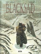 Blacksad (en portugais) -2- Arctic-Nation