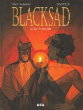 Blacksad (en portugais) -3- Alma Vermelha