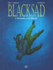 Blacksad (en portugais) -4- O Inferno, o silêncio