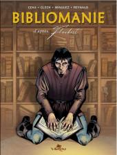 Bibliomanie - Bibliomanie d'après Flaubert