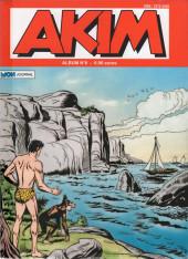 Akim (3e série) -Rec17- Album N°6 (du n°44 au n°46)
