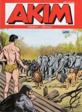 Akim (3e série) -Rec18- Album N°7 (du n°47 au n°49)