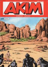 Akim (3e série) -Rec19- Album N°8 (du n°50 au n°52)