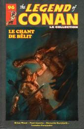 The savage Sword of Conan (puis The Legend of Conan) - La Collection (Hachette) -9696- Le Chat de Bêlit