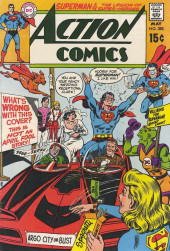 Action Comics (DC Comics - 1938) -388- Puzzle of the Wild World!