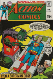 Action Comics (DC Comics - 1938) -387- Even a Superman Dies!