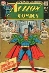 Action Comics (DC Comics - 1938) -385- The Immortal Superman!