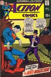 Action Comics (DC Comics - 1938) -382- The Mad Magician!