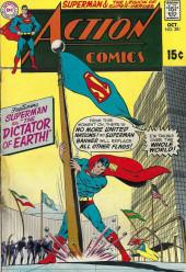 Action Comics (DC Comics - 1938) -381- The Dictator of Earth!