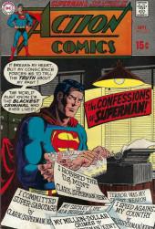 Action Comics (DC Comics - 1938) -380- The Confessions of Superman!