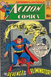 Action Comics (DC Comics - 1938) -379- The Revenge of the Eliminator!