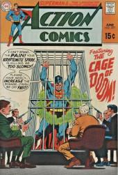 Action Comics (DC Comics - 1938) -377- The Cage of Doom!