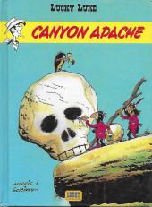 Lucky Luke -37d2003- Canyon Apache