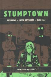 Stumptown (en portugais) -4- O caso da chávena de café