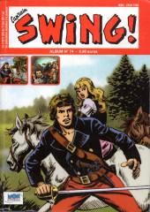 Capt'ain Swing! (2e série - Mon Journal) -Rec74- Album N°74 (du n°222 au n°224)