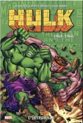 Hulk (L'intégrale) -11- Hulk : l'intégrale 1964-1966