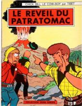 Chick Bill (collection Jeune Europe) -537'- Le réveil du Patratomac