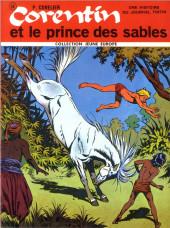 Corentin (Cuvelier) -668- Le prince des sables