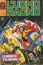 L'uomo Ragno V1 (Editoriale Corno - 1970)  -240- La Morte del Calabrone