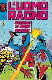 L'uomo Ragno V1 (Editoriale Corno - 1970)  -241- Nessuno ti potrà Salvare