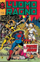 L'uomo Ragno V1 (Editoriale Corno - 1970)  -247- Il Potere nelle Mani