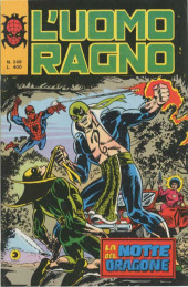 L'uomo Ragno V1 (Editoriale Corno - 1970)  -249- La Notte del Dragone