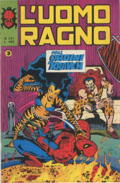 L'uomo Ragno V1 (Editoriale Corno - 1970)  -251- Agli Ordini di Kraven