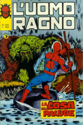 L'uomo Ragno V1 (Editoriale Corno - 1970)  -252- La Cosa della Palude