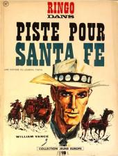 Ringo (Vance) -147''- Piste pour Santa Fe