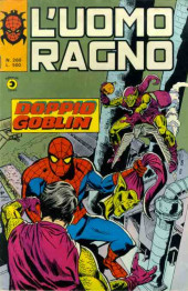 L'uomo Ragno V1 (Editoriale Corno - 1970)  -260- Doppio Goblin