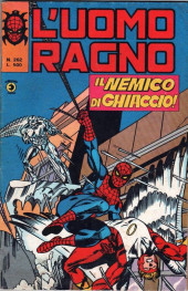 L'uomo Ragno V1 (Editoriale Corno - 1970)  -262- Il Nemico di Ghiaccio