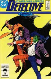 Detective Comics (DC Comics - 1937) -581- Issue # 581