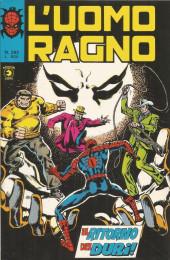 L'uomo Ragno V1 (Editoriale Corno - 1970)  -263- Il Ritorno dei Duri