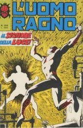 L'uomo Ragno V1 (Editoriale Corno - 1970)  -264- Il Signore della Luce