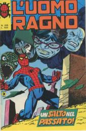 L'uomo Ragno V1 (Editoriale Corno - 1970)  -265- Un Salto nel Passato