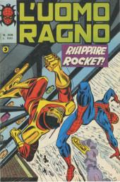 L'uomo Ragno V1 (Editoriale Corno - 1970)  -266- Riappare Rocket